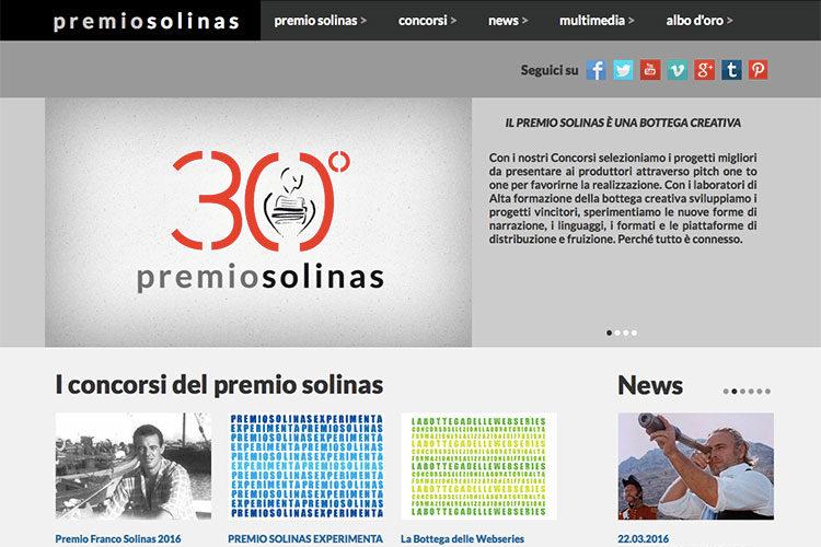 Il sito del Premio Solinas