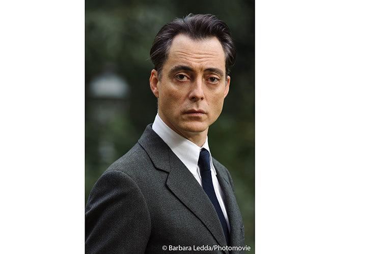 L'attore toscano Maurizio Lombardi