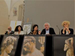 """Presentazione """"Nel segno di Michelangelo"""""""