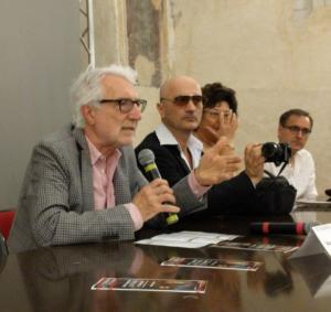 Valerio Caprara, Fabio Pompili, Patrizia Pacini e Giampaolo Simi